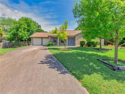 Austin Single Family Home For Sale: 9414 Meadow Vale