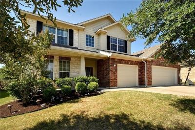 Buda Single Family Home For Sale: 546 Crooked Crk