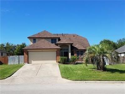 Hutto Rental For Rent: 111 Little Lake Rd