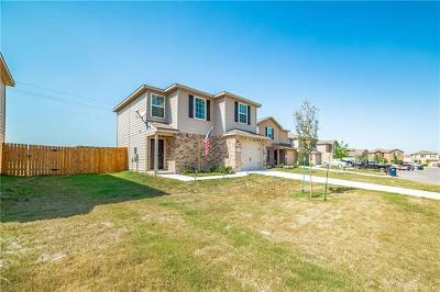 Williamson County Single Family Home Pending - Taking Backups: 237 Koontz Loop