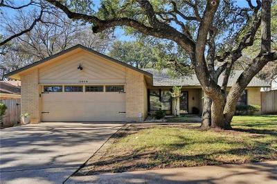 Austin Single Family Home For Sale: 12004 Fremont Cv