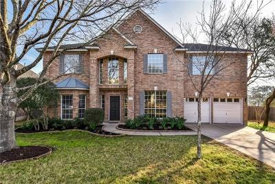 Hays County, Travis County, Williamson County Single Family Home Pending - Taking Backups: 3965 Sendero Dr