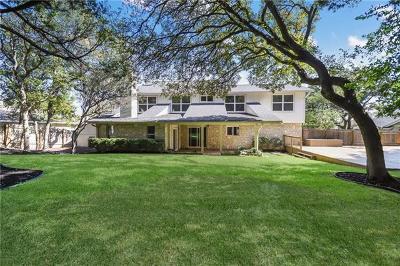 Single Family Home For Sale: 9207 Mystic Oaks Trl
