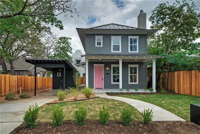 Austin Condo/Townhouse Pending - Taking Backups: 1309 Cedar Ave #A