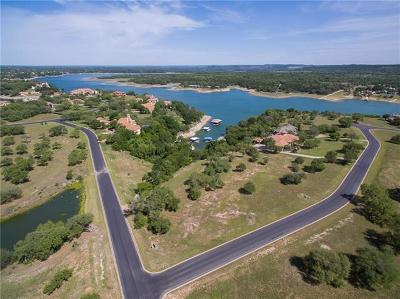 Spicewood Residential Lots & Land For Sale: 2910 Cliff Overlook