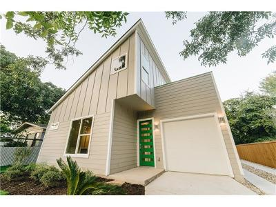 Austin Condo/Townhouse For Sale: 1301 Perez St #A