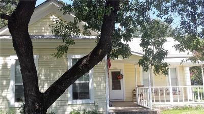 Liberty Hill Single Family Home For Sale: 3106 Rr 1869