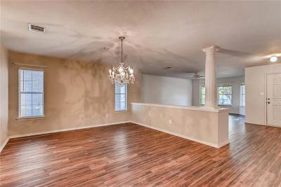 Austin TX Single Family Home Pending - Taking Backups: $309,000