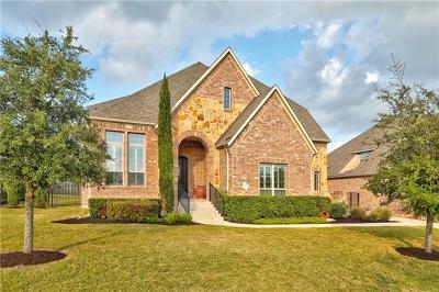 Rocky Creek, Rocky Creek Ranch Sec 01, Rocky Crk Ranch Sec 1, Rocky Crk Ranch Sec 2 Single Family Home For Sale: 17408 Rush Pea Cir