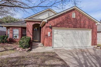 Travis County, Williamson County Single Family Home For Sale: 2613 Winding Brook Dr
