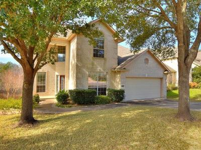 Austin Single Family Home For Sale: 5844 Gorham Glen Ln