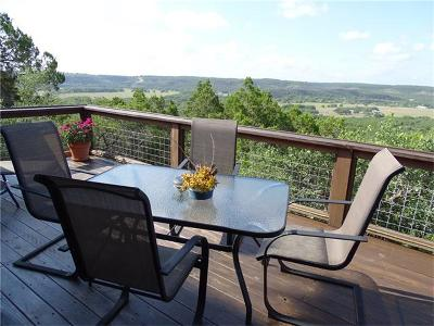 Hays County Single Family Home For Sale: 208 Summit Loop