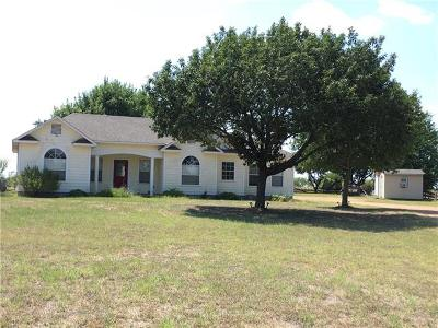 Bastrop Single Family Home For Sale: 146 El Camino River Rd