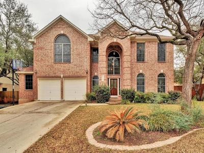 Cedar Park Single Family Home Pending - Taking Backups: 1708 Halter Ln