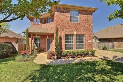 Round Rock Single Family Home Pending - Taking Backups: 4113 Flintwood Ln