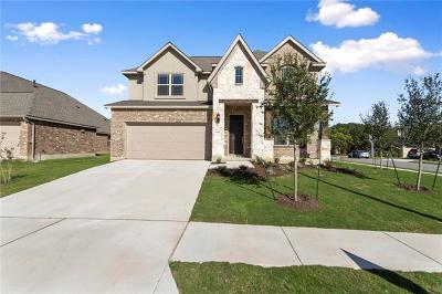 Leander Single Family Home For Sale: 604 Sunny Ridge Dr