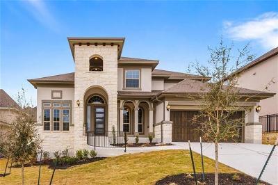 Leander Single Family Home For Sale: 4225 Sandorna Vw