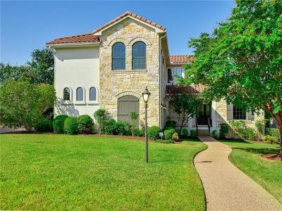 Austin Single Family Home For Sale: 114 Golden Bear Dr