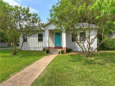 Georgetown TX Single Family Home For Sale: $349,900