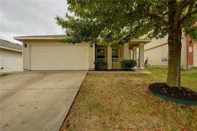 Hays County, Travis County, Williamson County Single Family Home For Sale: 1713 Poppy Seed Ln