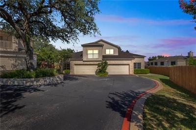 Travis County Single Family Home Pending - Taking Backups: 7500 Shadowridge Run #7