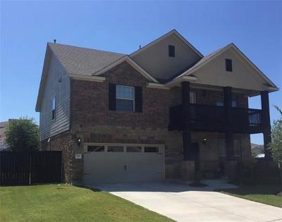 Hays County, Travis County, Williamson County Single Family Home For Sale: 9621 Sydney Marilyn Ln