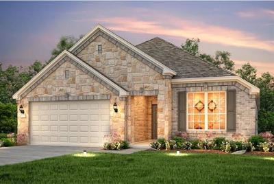 Round Rock Single Family Home For Sale: 7501 Lombardy Loop