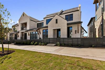 Travis County, Williamson County Condo/Townhouse For Sale: 4111 Wayfarer Way
