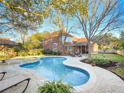 Travis County Single Family Home Pending - Taking Backups: 10912 Grassmere Ct