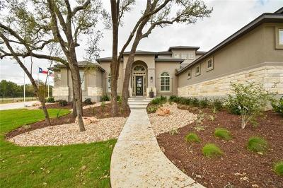 Georgetown Single Family Home For Sale: 10912 Vista Heights Dr