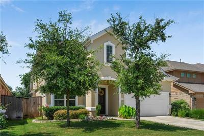 Single Family Home For Sale: 2304 Lookout Range Dr