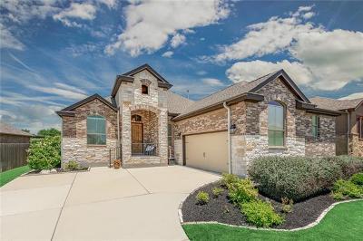 Spicewood Single Family Home Pending - Taking Backups: 21913 Rock Wren Rd