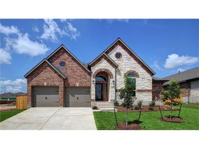 Georgetown Single Family Home For Sale: 505 Breezygrass Way