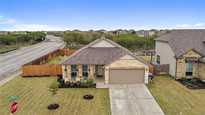 Buda Single Family Home For Sale: 5877 Heron Dr