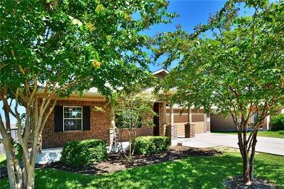 Manor Single Family Home For Sale: 11512 Shady Meadow Way