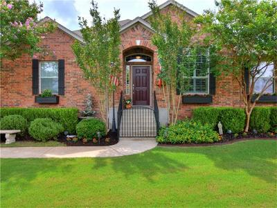 Liberty Hill Single Family Home For Sale: 104 Clydesdale Ct