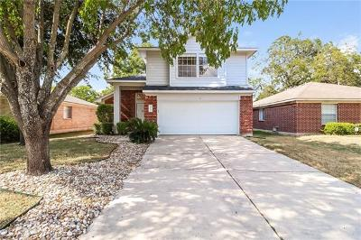 Austin Single Family Home For Sale: 9802 Copper Creek Dr