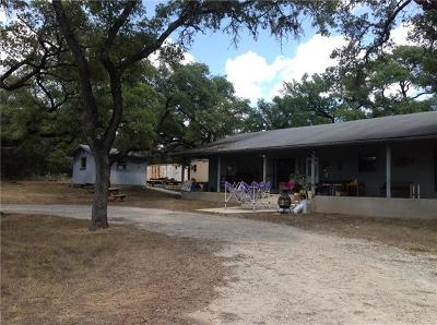 San Marcos Single Family Home Pending - Taking Backups: 514 Oakwood Loop