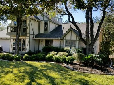 Round Rock TX Single Family Home For Sale: $395,500