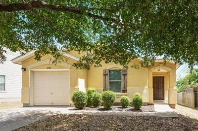 Single Family Home For Sale: 4705 Cypress Bnd