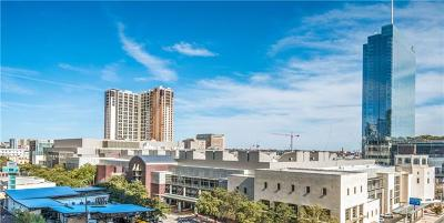 Austin Condo/Townhouse For Sale: 98 San Jacinto Blvd #704