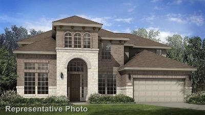 Round Rock Single Family Home For Sale: 3002 Brianza Pass