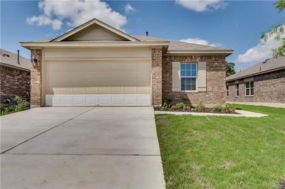 Leander Single Family Home For Sale: 424 Lewisville Ln