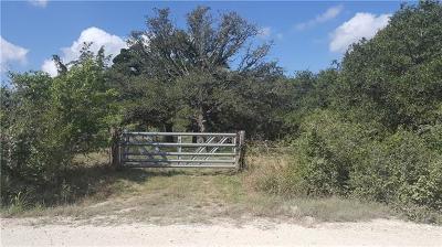 Bastrop County Residential Lots & Land Pending - Taking Backups: Lot 44B Mesquite Dr
