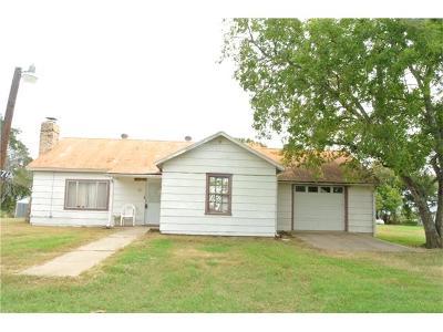 Elgin Single Family Home For Sale: 2571 Fm 1704