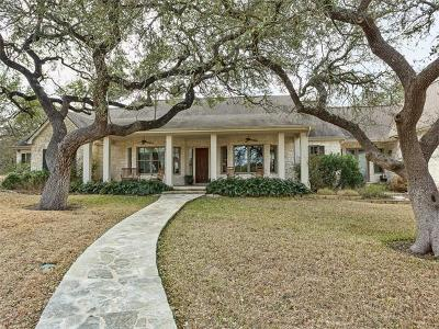 Dripping Springs Single Family Home For Sale: 790 Dripping Springs Ranch Rd