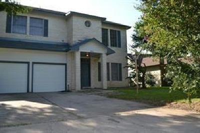 Travis County, Williamson County Single Family Home For Sale: 12612 Hunters Chase Dr