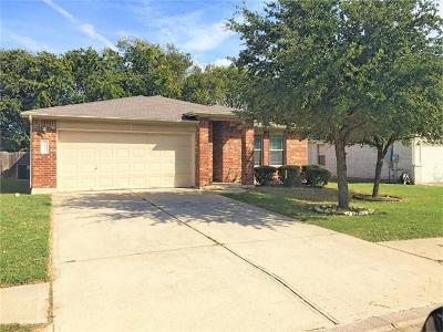 Round Rock Rental For Rent: 3456 Covered Wagon Trl