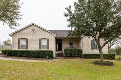 Hutto Single Family Home For Sale: 306 Rio Grande Ave