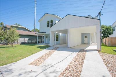 Condo/Townhouse For Sale: 1121 Walton Ln #B